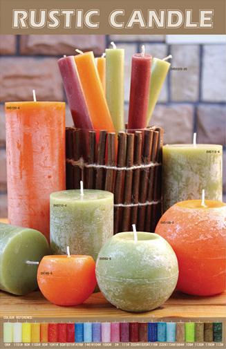 基础日用蜡烛 Basic Daily Candles-3