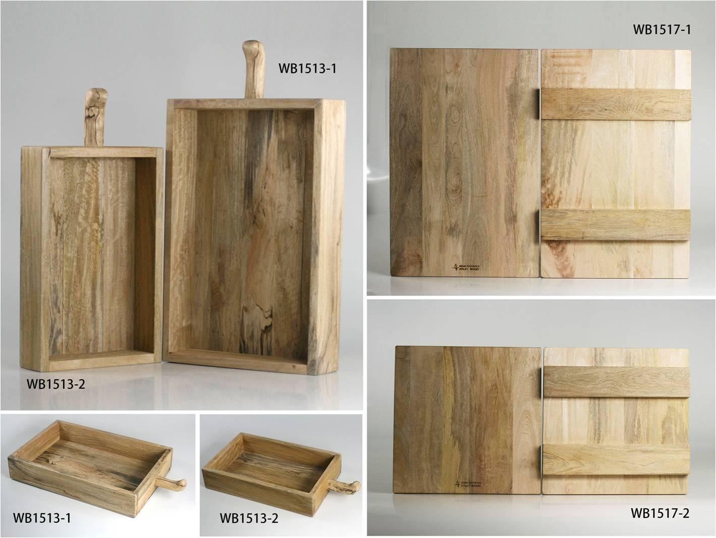 木艺产品 Wooden Products-8